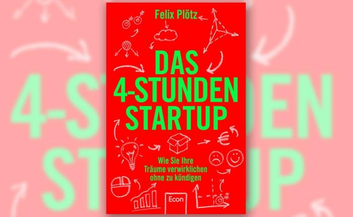 """Rezension: """"Das 4-Stunden Startup"""" – wie die nebenberufliche Selbständigkeit die finanzielle Freiheit unterstützenkann"""