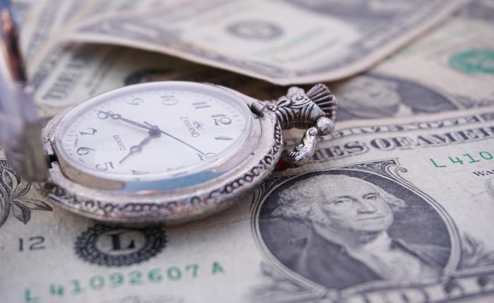 Blogparade: Zeit ist Geld – Geld ist Zeit – Schulden kostenZeit